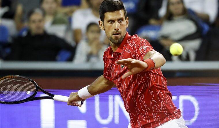 Novak Djokovic COVID-19