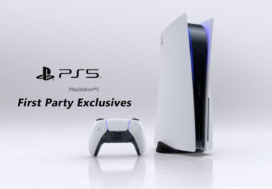 First Party exclusives Ps5