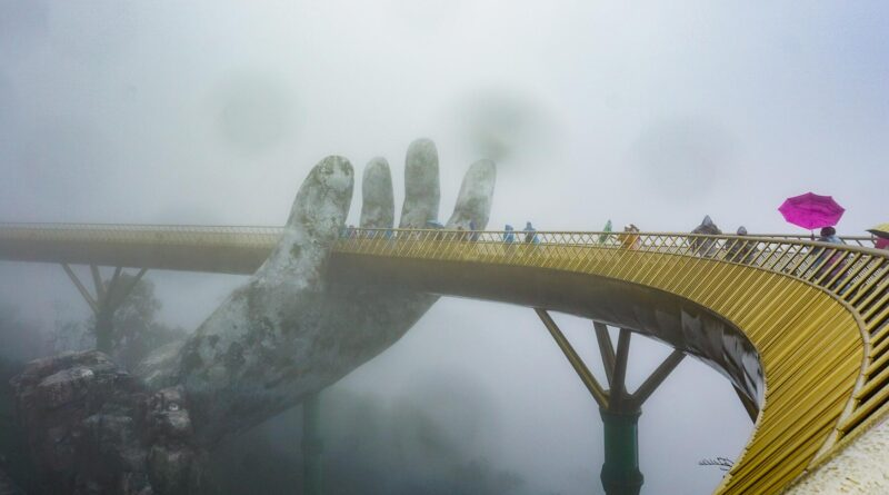 Golden Bridge Fog