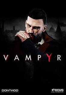 PS Plus October 2020 Vampyr