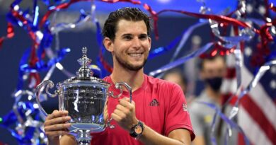 Dominic Thiem is the new Men's US Open champion 2020