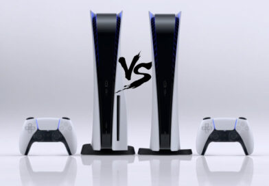 PS5 Digital Vs disc